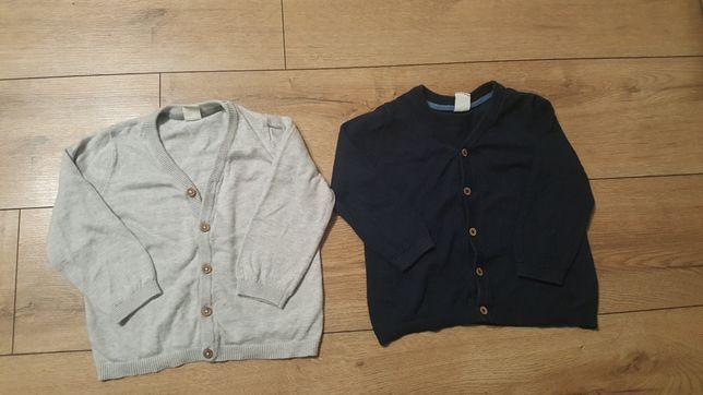 Eleganckie sweterki H&M  rozmiar86