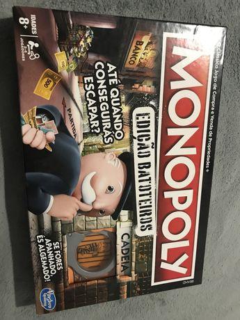 """Monopoly """"ediçao batoteiro"""""""