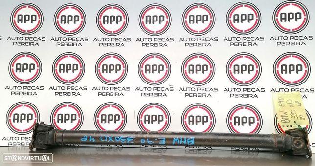 Transmissão /  cardã BMW E90 330D XD de 2009
