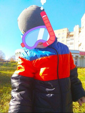 Дитяча Демі куртка