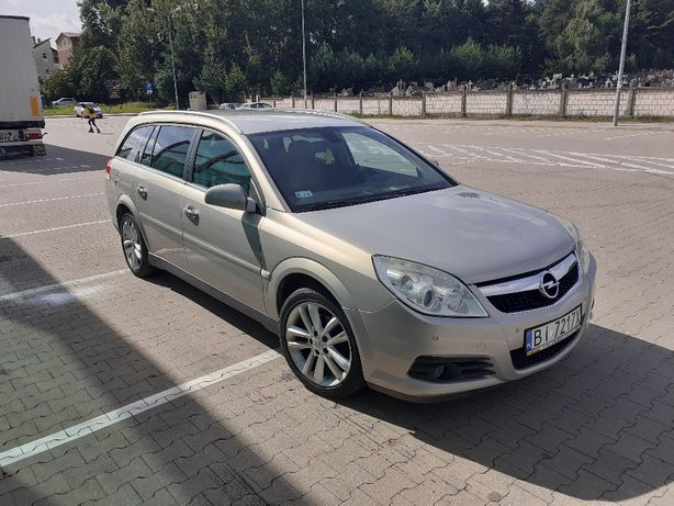 Opel Vectra c 2009 r.