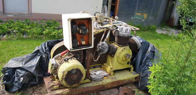 Sprężarka kompresor Kaeser 3 tłokowy