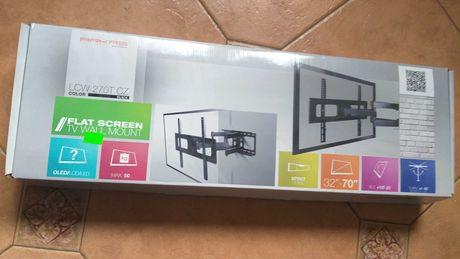 zestaw teleskopowy do mocowania telewizora