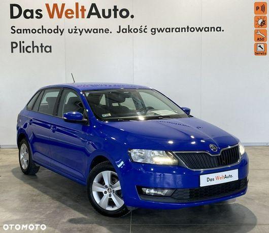 Škoda RAPID Salon PL GWARANCJA 1.0 TSI 95 KM 2018 AMBITION DealerPlichta
