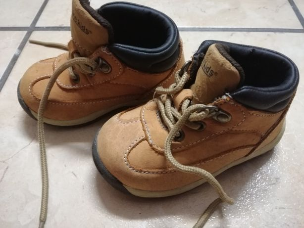 Botas de criança