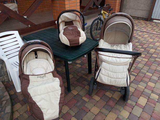 Дитячий візок (детская коляска) Tutis zippy 3 в 1