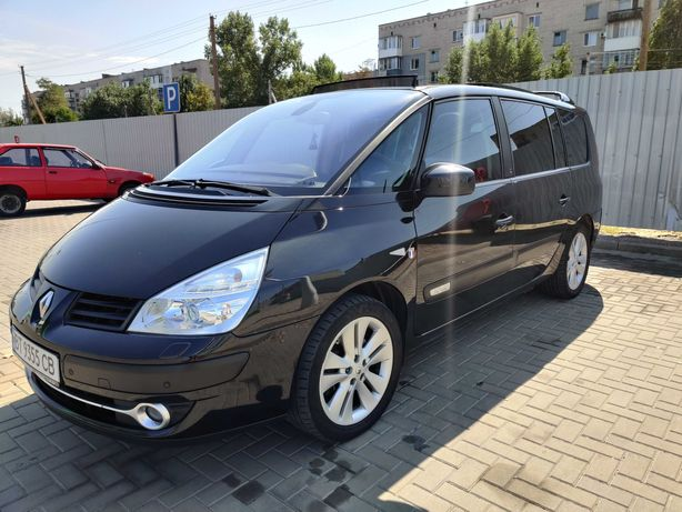 Renault Grand Espace 25th Edition