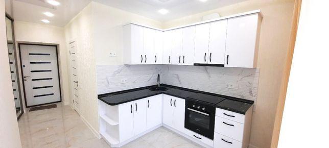 Продам укомплектованную квартиру с ремонтом в Новострое МИРА-3.L