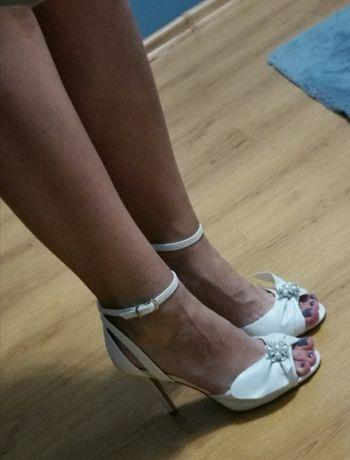 buty ślubne Wallis