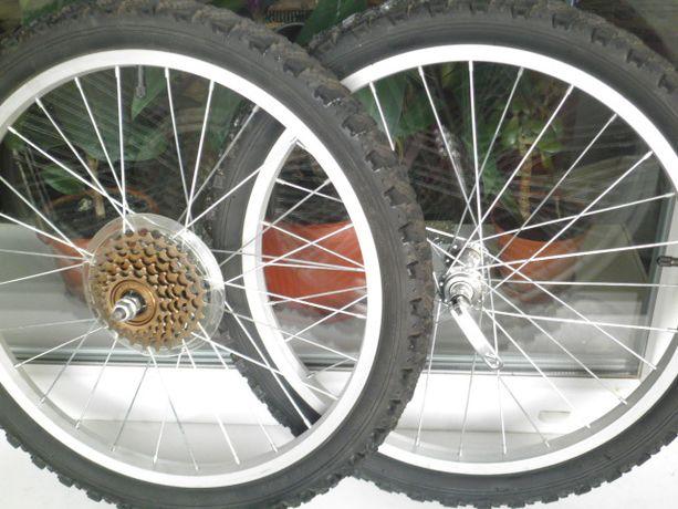 колёса на 20 велосипедные новые, халява