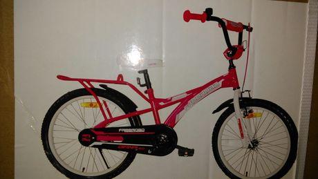 Nowy rower dziewczecy 20'