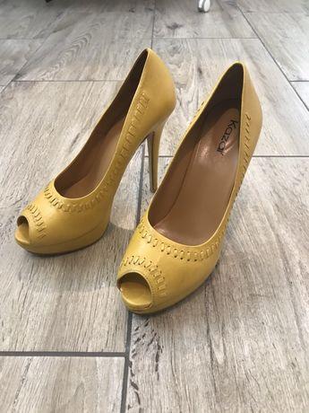 Buty Kazar żółte 39