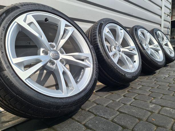 """FABRYCZNIE NOWE Oryginalne Felgi Audi 18"""" A4 A5 A6 A7 A8 Q3 Q5 Q7"""