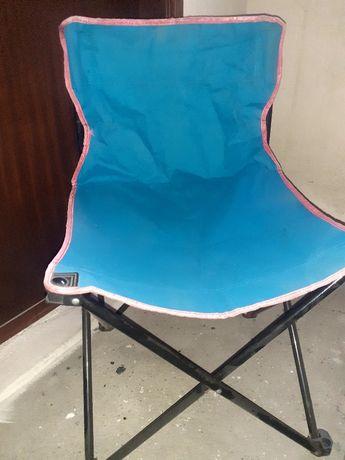 Cadeira de praia desdobrável