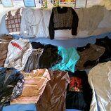 Пакет теплых вещей девочке 12-14 лет