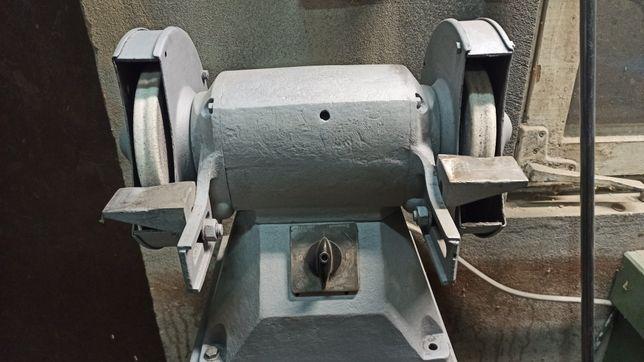 Szlifierka stolowa tarczowa elna