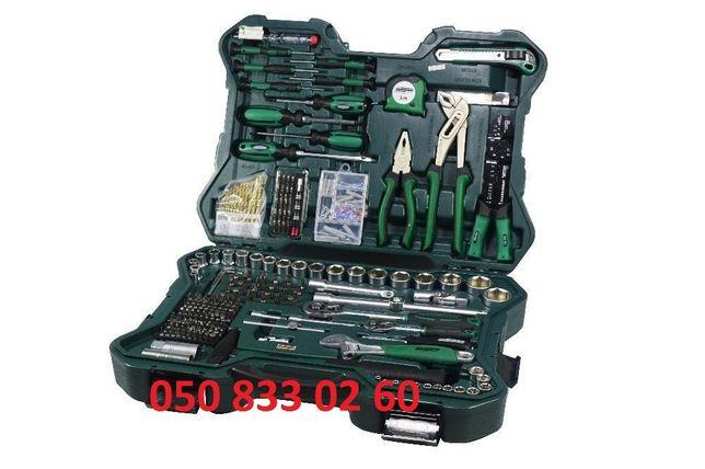 Набор инструментов Mannesmann 303 ед. M29088, ключи, инструмент, набір