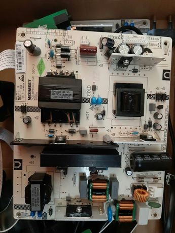 Продам телевизор BRAVIS 55E6000 Smart+T2 по запчастям