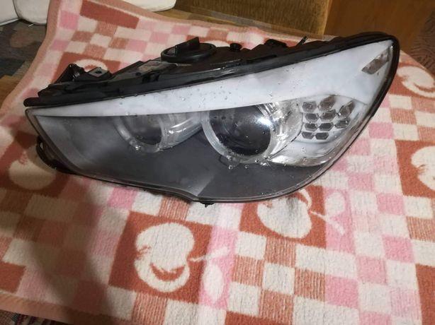 Lampa przednia lewa BMW 5 GT F10 BI XENON