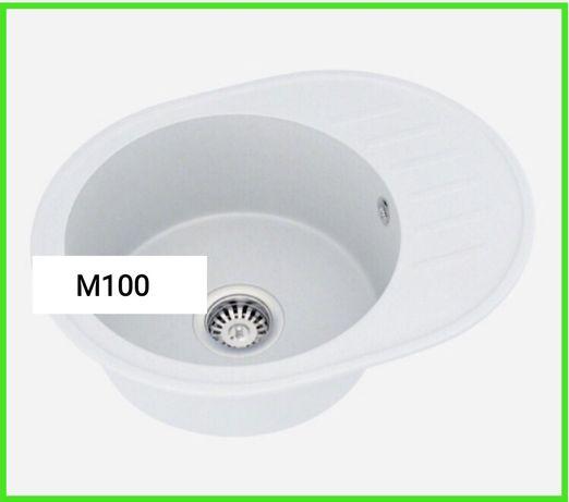 Акционная цена! Кухонная гранитная мойка Formini М100