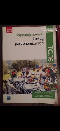 Podręcznik do Organizacji i Usług Gastronomicznych