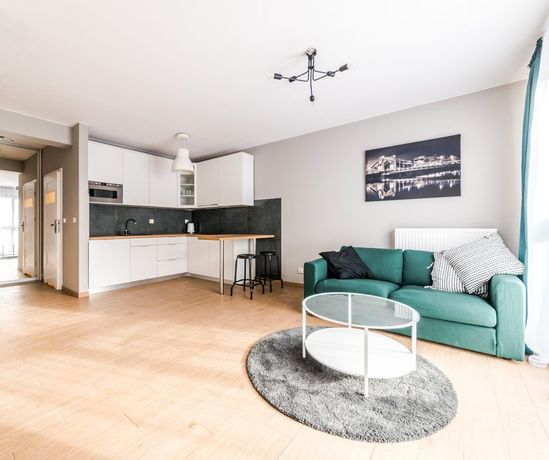 Comfortable apartment available in citycenter