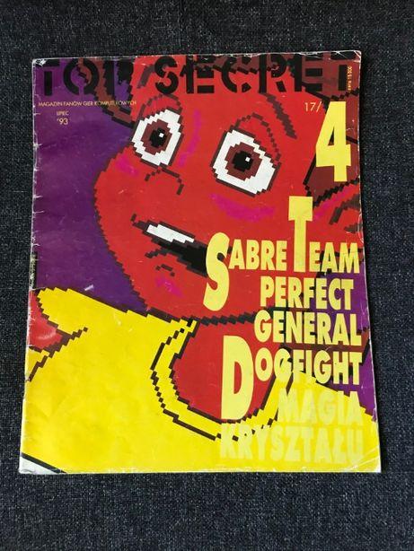 Top Secret magazyn komputerowy