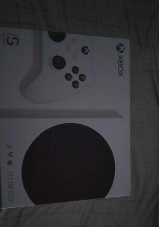 XBOX Series S Comprada para jogar Fifa 22 Next Gen[VENDIDO!]