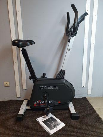 Solidny rower treningowy stacjonarny kettler stratos /gwarancja