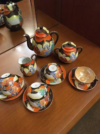 Serviço de chá, Macau, original