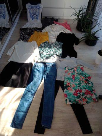 Paka ubrań + gratis