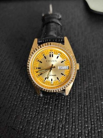 Relógio Citizen Original antigo vintage corda automático data dias