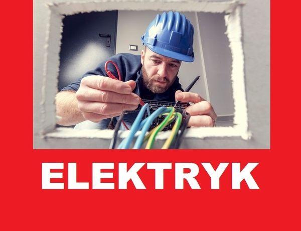 Elektryk Wrocław - PODŁĄCZENIE Płyty Indukcyjnej - Awarie - Naprawy