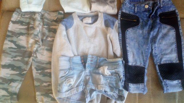 Spodnie damskie i bluza