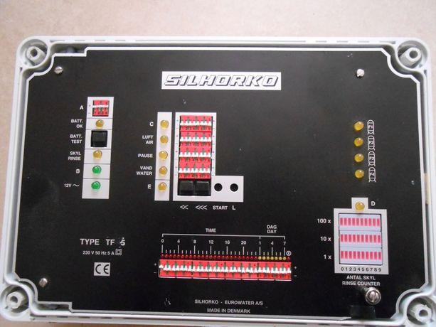 Silhorko TF5 panel sterujący kontrolny finder 55.12 10a hydrofor solar