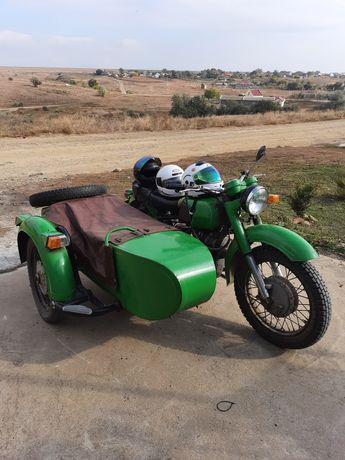 Мотоцикл Днепр мт 11