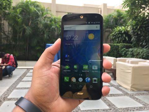 Smartphone Acer Liquid Z630S DUAL SIM usado + acessórios