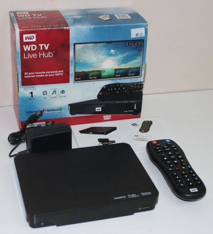TV Live Hub Western Digital 1Tb