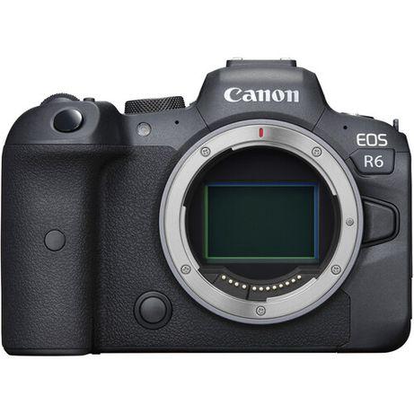 Canon EOS R6 body. Новые. Гарантия 12 месяцев.
