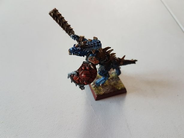 Saurus Oldblood Lizardman Warhammer FB