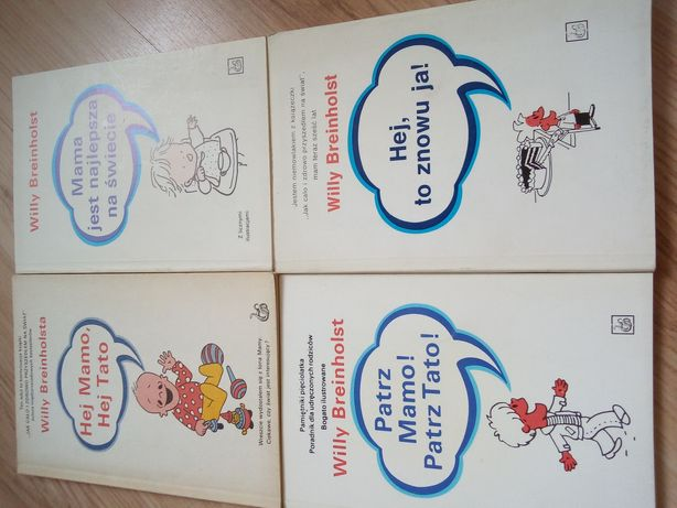 Komplet zabawnych książeczek co mysla dzieci