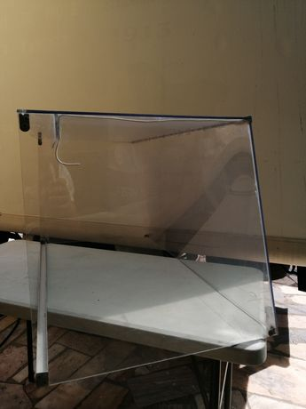 Vitrines em policarbonato cristal 5mm