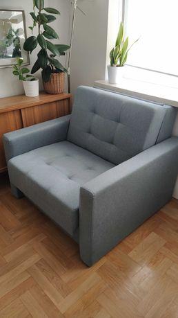 Sofa MONDO 1-osobowa rozkładana Agata Meble prawie jak nowa
