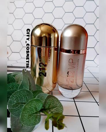 Женская парфюмированная вода Carolina Herrera 212 Vip Rose (ОАЭ)