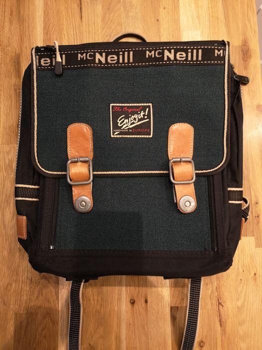 Plecak MCneill, vintage, bdb Gorzów Wielkopolski - image 1