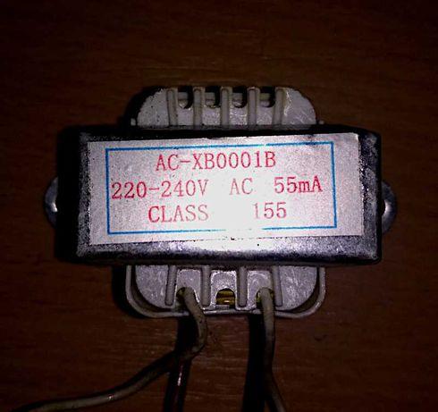 Трансформатор понижающий 220В~ на 12В~