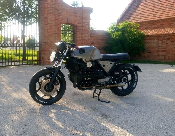 BMW K100 Cafe Racer / Brat Style / Custom