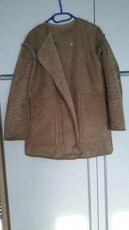 Dwustronny płaszcz ciążowy Pull&Bear S/M