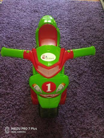 Мотоцикл детский, толокар