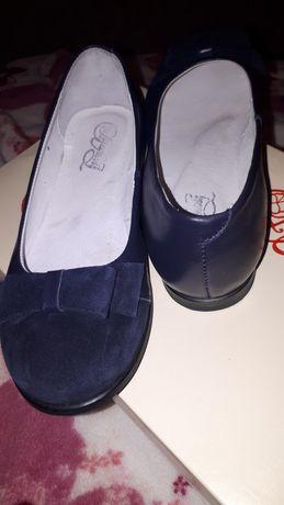 Продам нові шкіряні туфлі